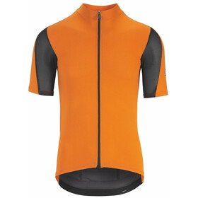 assos Rally SS Jersey Men open orange